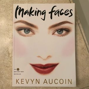 Kevyn Aucoin's Making Faces book 📚
